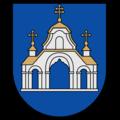 Coat of arms of Šaukėnai.png