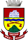 Coat of arms of Erechim RS.png