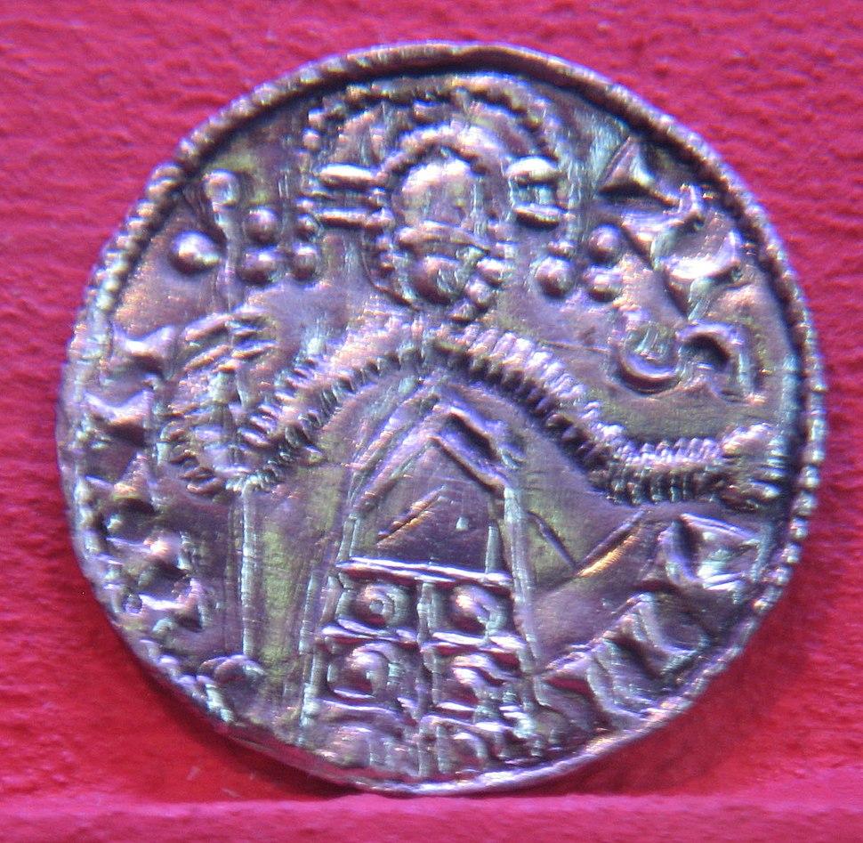 Coin king of denmark sven estridsen