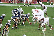 Rice football 16 September 2006