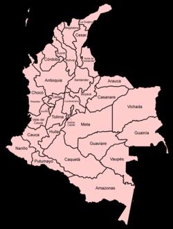 colombia kart Colombia – Wikipedia colombia kart