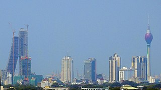 Colombo Chief port of Sri Lanka