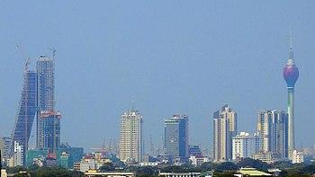 List Of Tallest Structures In Sri Lanka Wikipedia