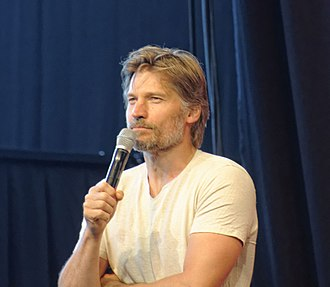 Nikolaj Coster-Waldau - Coster-Waldau at Comic Con Germany, 2018