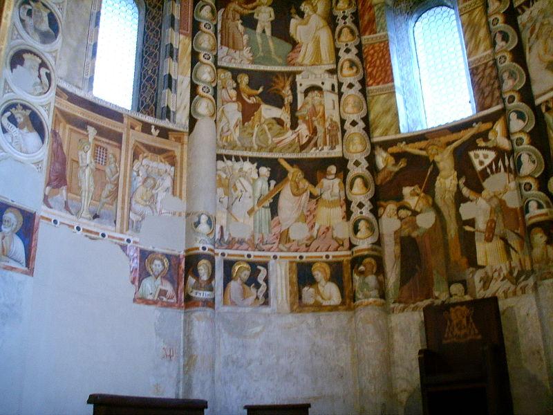 File Como Basilica Di Sant 39 Abbondio Cortile Interno