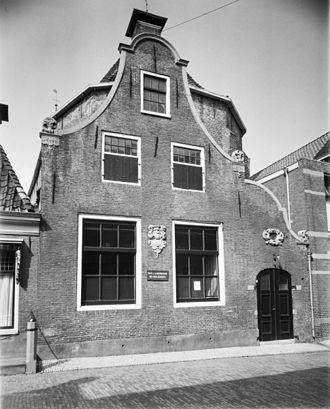 Consistory (Protestantism) - The Dokkum Consistoriekamer (consistorial chamber), venue of the Reformed local church elders.