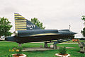 Convair YF2Y-1 Sea Dart 135765 RsideRear FLAirMuse 20Aug08 (15139662720).jpg