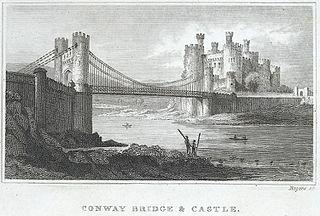 Conway Bridge & Castle
