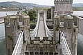 Conwy Suspension Bridge - view from W.jpg
