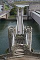 Conwy Suspension Bridge - view from W (portrait).jpg