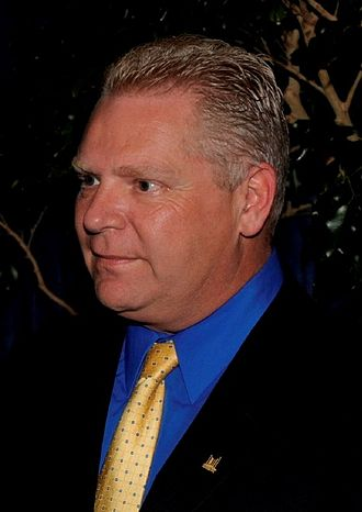 Doug Ford - Doug Ford in 2011