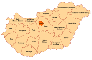 Counties of Hungary Counties of Hungary since 1950