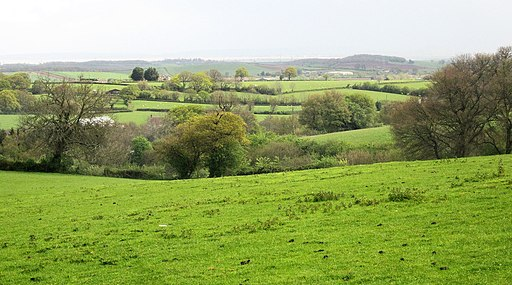 Countryside east of Hawkridge Reservoir (geograph 3955873)