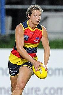 Courtney Cramey Australian rules footballer