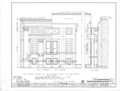 Courtview, 505 North Court Street, University of North Alabama Campus, Florence, Lauderdale County, AL HABS ALA,39-FLO,2- (sheet 9 of 17).png