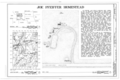 Cover Sheet - Pfeiffer Homestead, On Antelope Flats Road, South of Routes 187, 89, 26, Moose, Teton County, WY HABS WYO,20-MOOS.V,5- (sheet 1 of 1).png