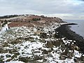 Cramond Island in winter - geograph.org.uk - 1638262.jpg