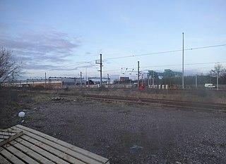 Brent Cross West railway station