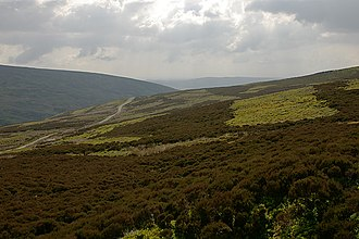 Bowland Forest High - Image: Croasdale Fell geograph.org.uk 846832