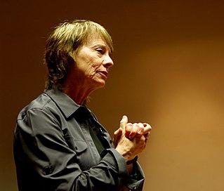 Camille Paglia American writer