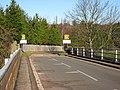 Crossing the M50 and entering Bromesberrow Heath - geograph.org.uk - 1066677.jpg