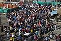 Crowds passing Shoupakou after Z66 (20180502074219).jpg