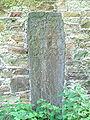 Crusader's gravestone Marlfield churchyard June 2010.jpg