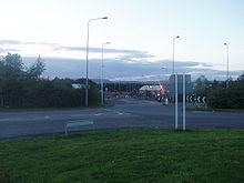 A4050 road