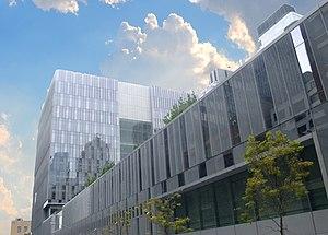 John Jay College of Criminal Justice - N Building