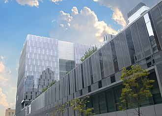John Jay College of Criminal Justice - N Building