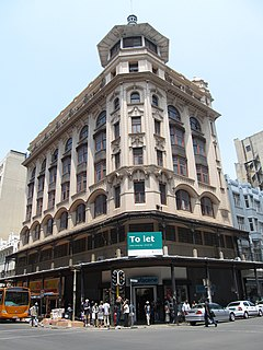 Cuthberts Building building in South Africa