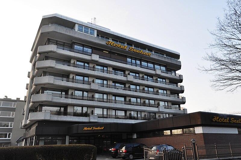 Hotel Seelust Cuxhaven Bewertung