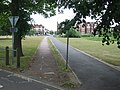 Cycle route on Clapham Common - geograph.org.uk - 2435427.jpg