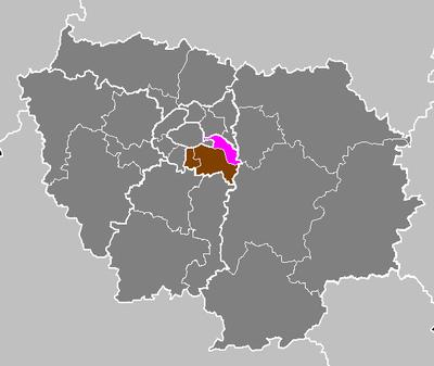 Distrito de Nogent-sur-Marne