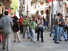 Día do traballo. Santiago de Compostela 2009 50.jpg