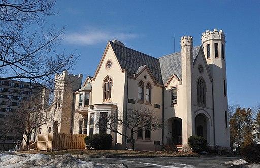 DANIEL ROBERT HOUSE, SOMERVILLE, SOMERSET COUNTY