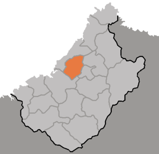 Sijung County County in Chagang Province, North Korea