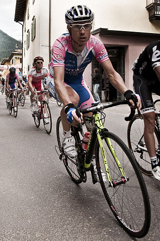 Giro di Lombardia - Damiano Cunego won three times
