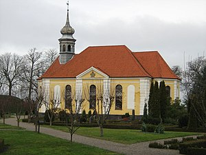 Philip de Lange - Image: Damsholte Kirke