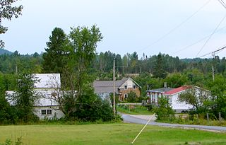 Alleyn-et-Cawood Municipality in Quebec, Canada