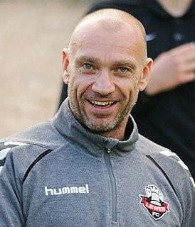 Darren Freeman English footballer and football manager