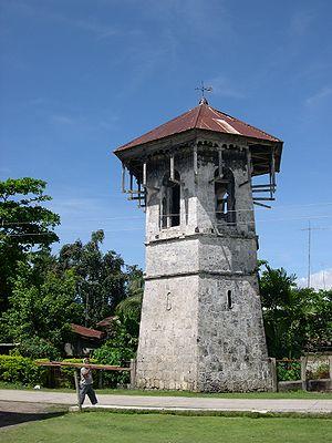Dauis, Bohol - Image: Dauis watchtower