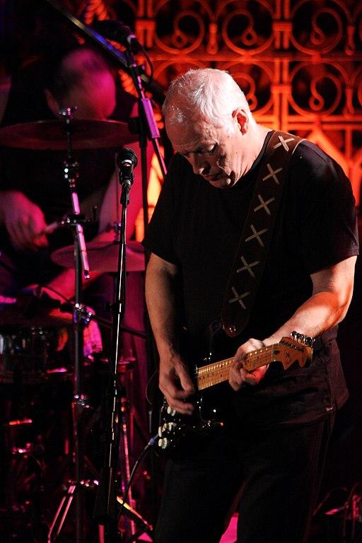 David Gilmour Crisis Gig 2009