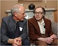 David Gross and Sidney Coleman 2005.jpg