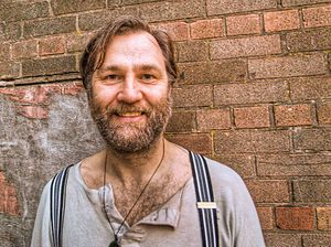 David Morrissey - Morrissey during a Macbeth intermission in June 2011