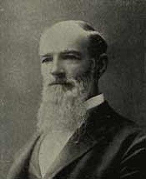 DeWitt Clinton Cregier - Image: De Witt Cregier