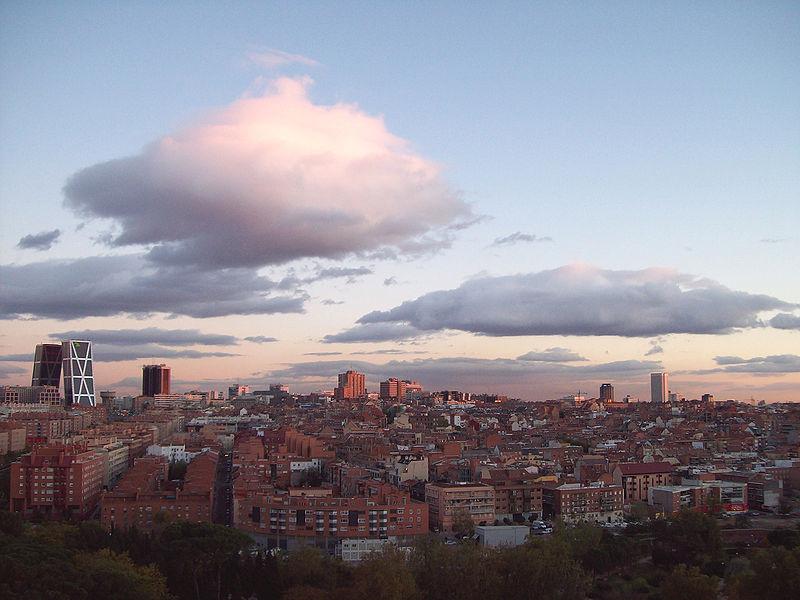 Dsitrito tetuán, Bellas Vistas , Cuatro Caminos, Castillejos, Almenara, Valdeacederas, Berruguete, AZCA, Bravo Murillo, o'donell