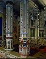 De dierentuin, Egyptische tempel, detail van het portaal - 358722 - onroerenderfgoed.jpg