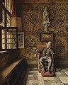 De man in de stoel, Henri De Braekeleer, (1875), Koninklijk Museum voor Schone Kunsten Antwerpen, 1845.jpg