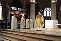 Dedicace église Saint Médard 11 septembre 2011.jpg
